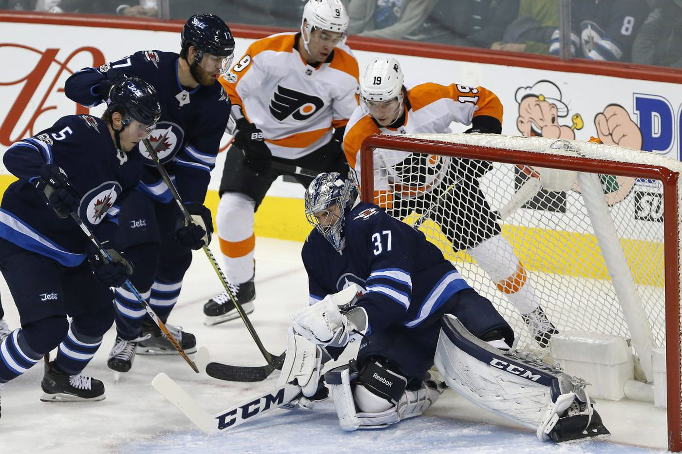 Jets 3, Flyers 2: Observations from Philly's shootout loss