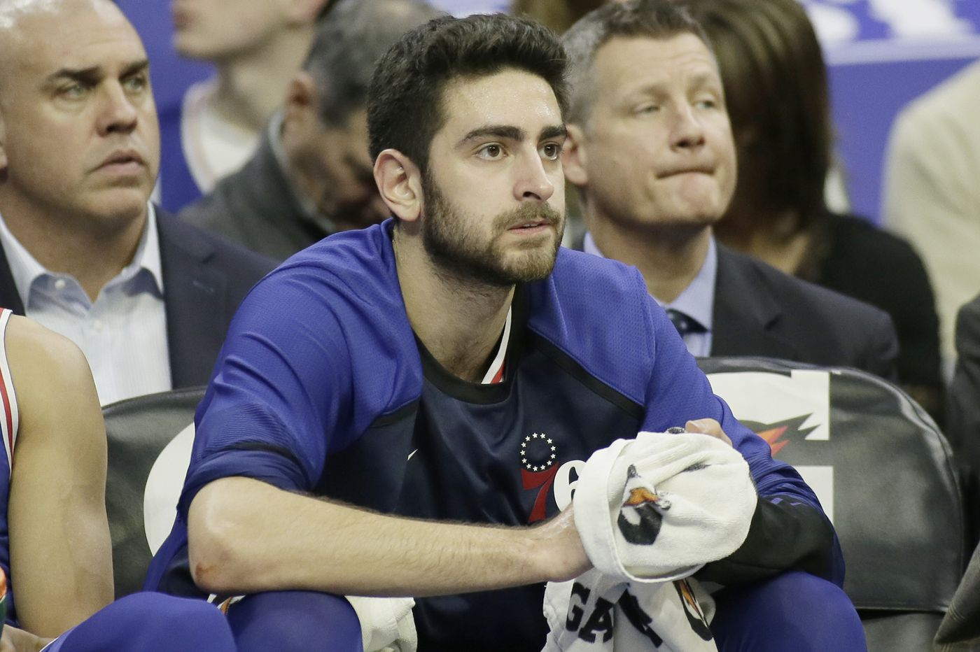 Brett Brown, Sixers are torn between developing bench depth or going out and getting it