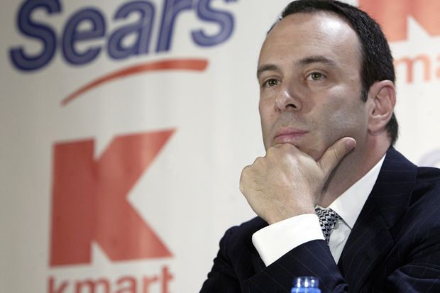 Sears' chairman Eddie Lampert stands at the center of fight for company