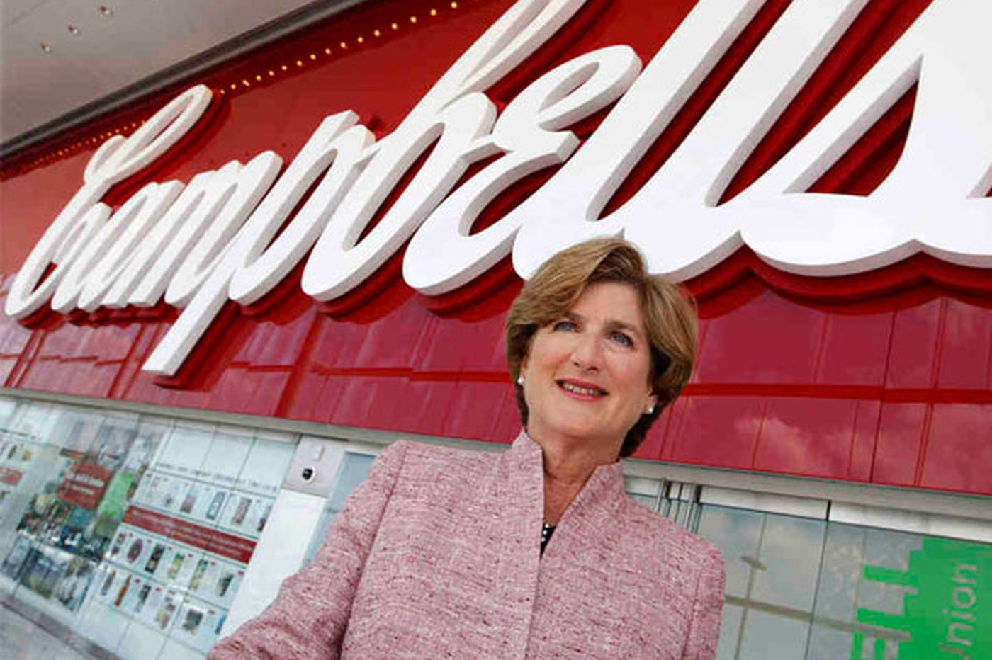 Campbell's CEO vows commitment to Camden