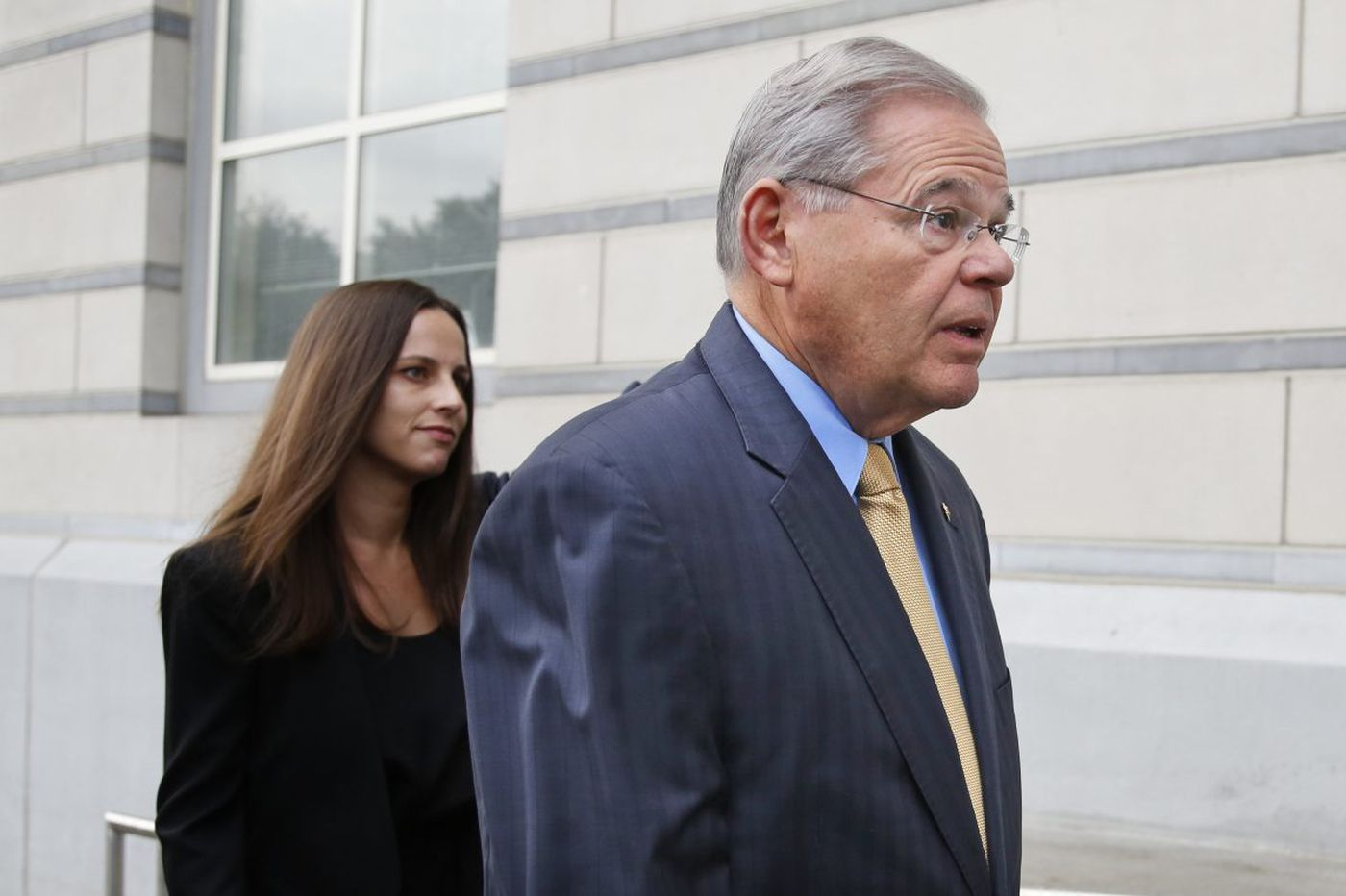 Feds: Menendez sold Senate office 'for a life of luxury he couldn't afford'