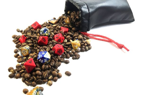This Dungeons & Dragons-inspired coffee casts a spell on Philadelphia roasters