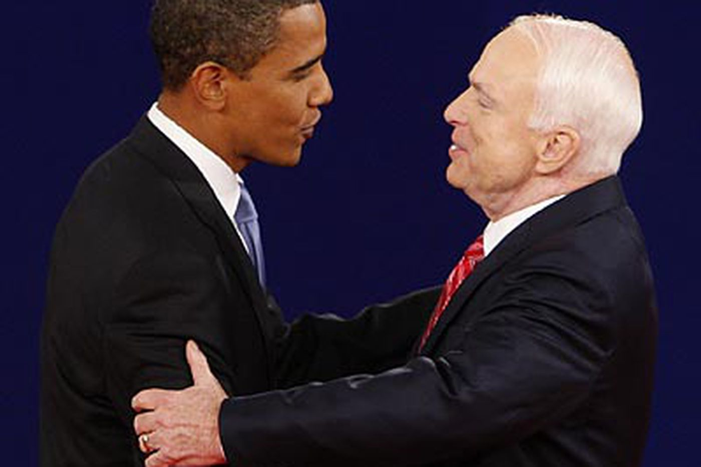 The Elephant in the Room: McCain may be Obama's secret weapon