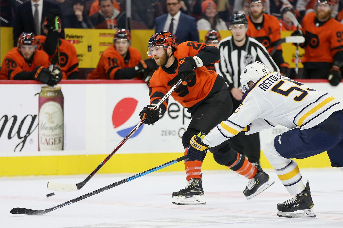 Flyers' offseason needs include vocal leaders, not just missing pieces   Sam Carchidi