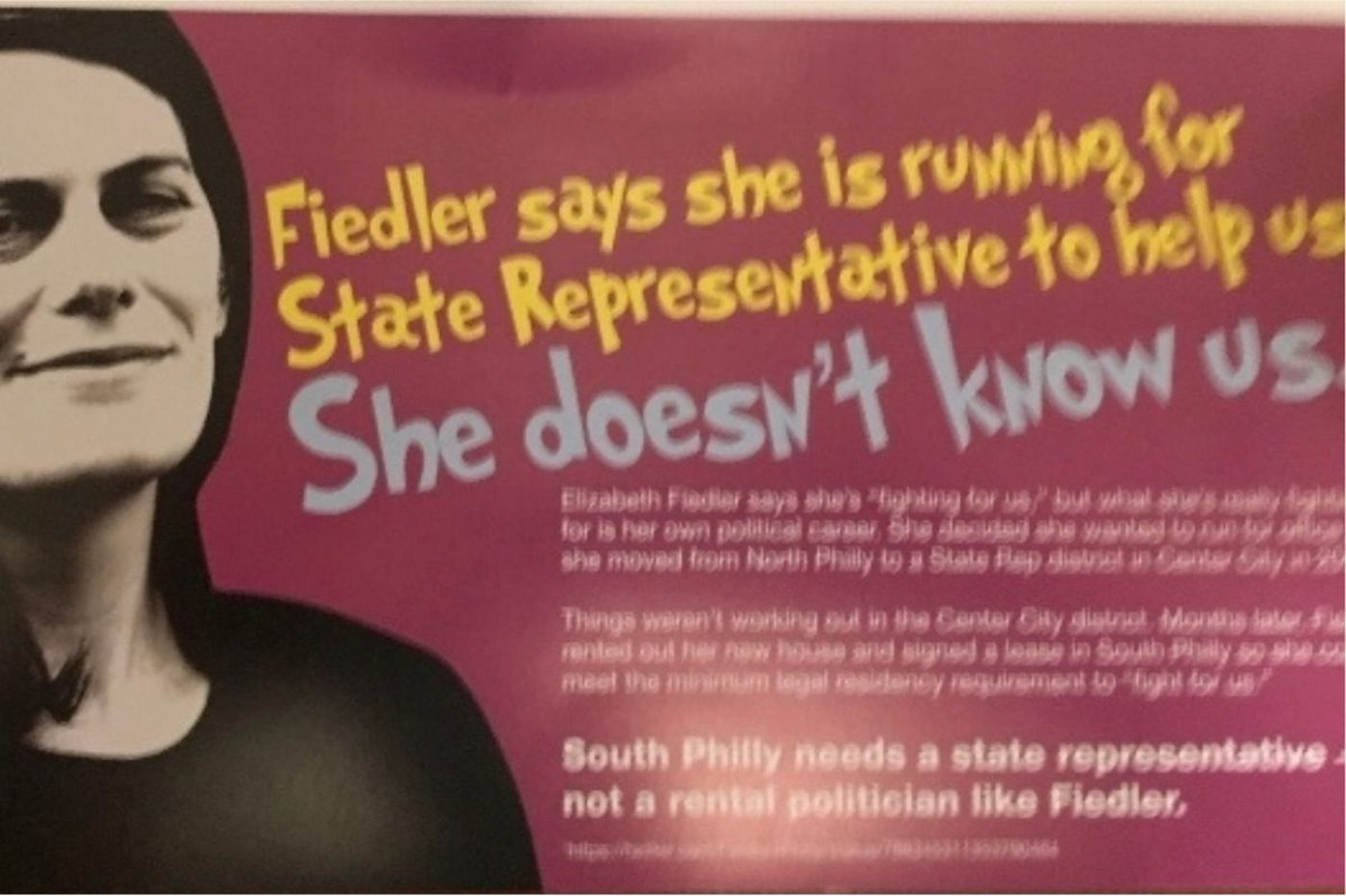 Attack ad in State Rep. race highlights Old Philly vs. New Philly divide