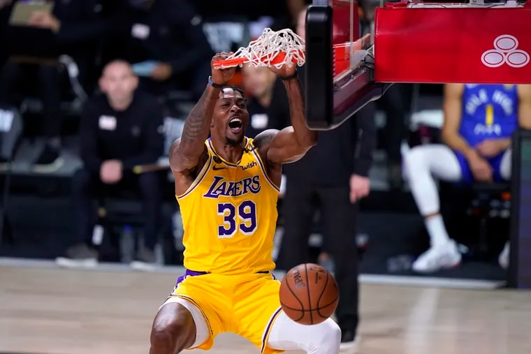 Dwight Howard signed a veteran minimum deal of $2.56 million to join the Sixers as Joel Embiiid's backup.