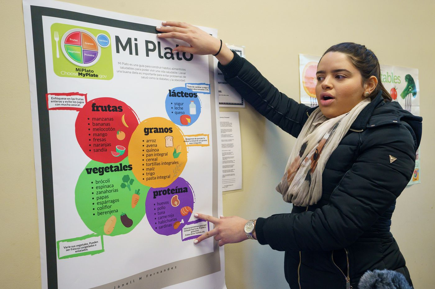 Rutgers makes a push for competent Spanish-speaking health professionals in Camden