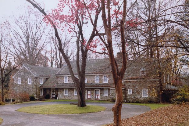 1775 farmhouse and land owned by Albert Barnes to be preserved