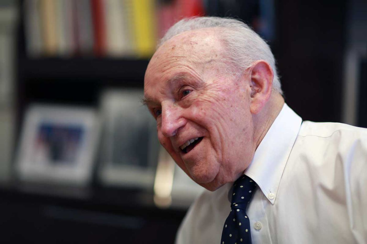 Murray Shusterman, 104, lawyer, philanthropist