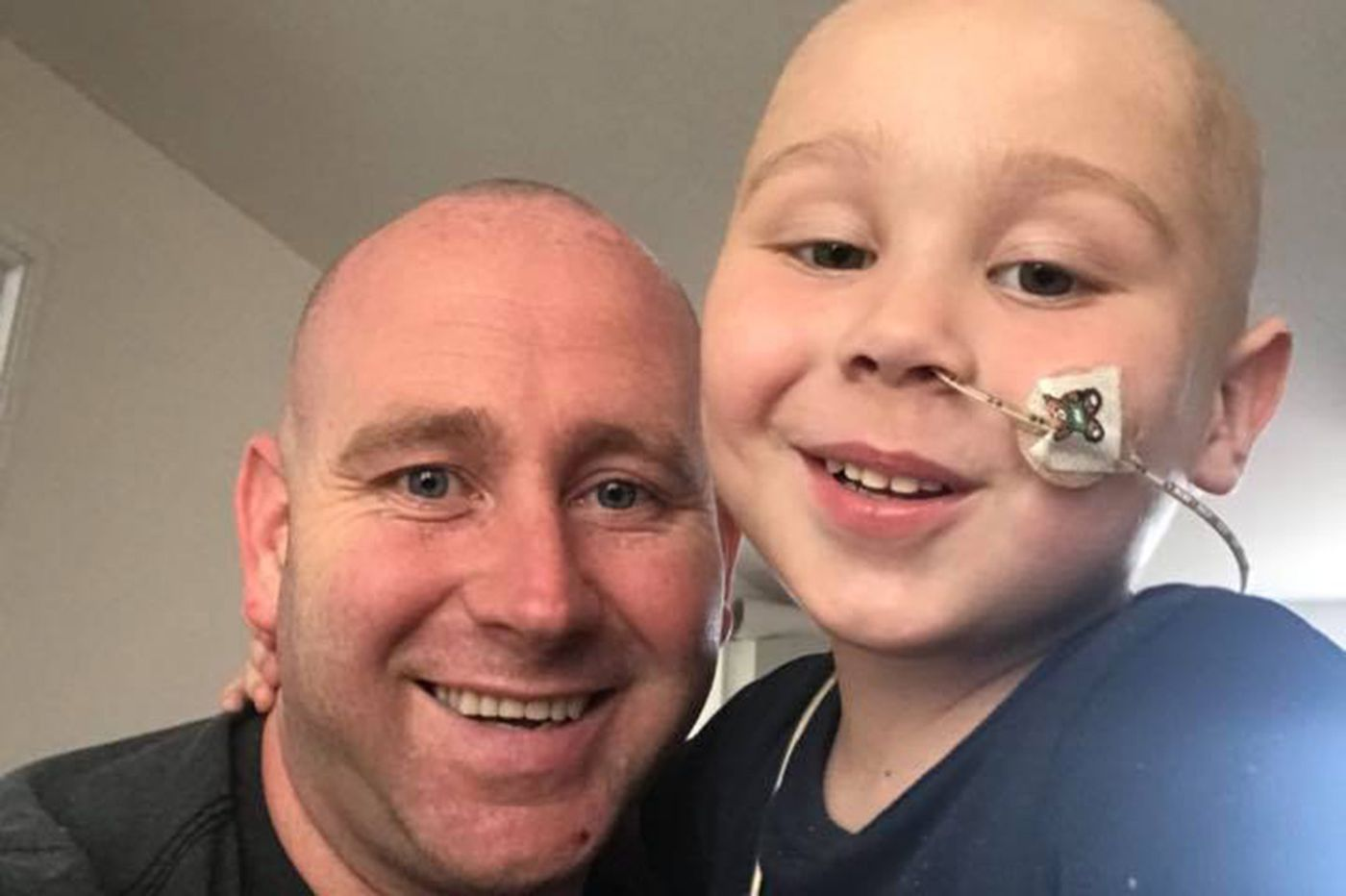 Over $800K raised to get British boy cancer treatment at CHOP: 'This is our only hope'