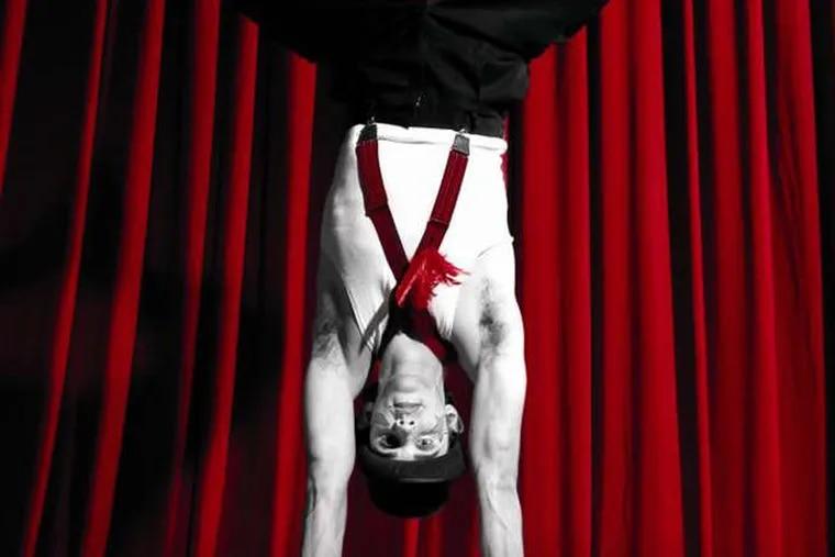 Australian circus troupe C!RCA will entertain during the 29th annual Philadelphia International Children's Festival.