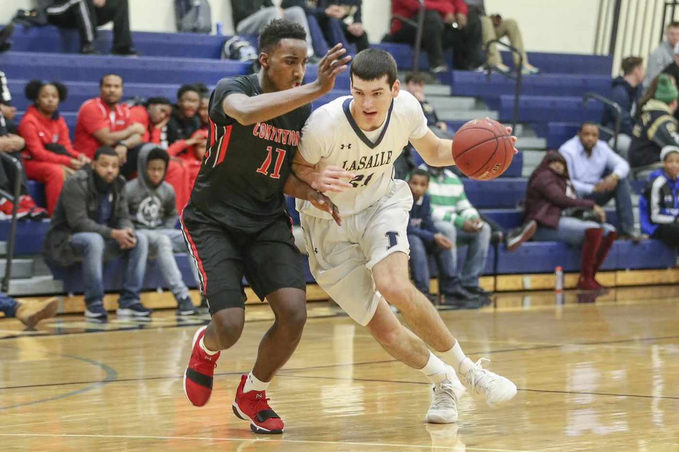 Basketball recruits gear up for April all-star tournaments