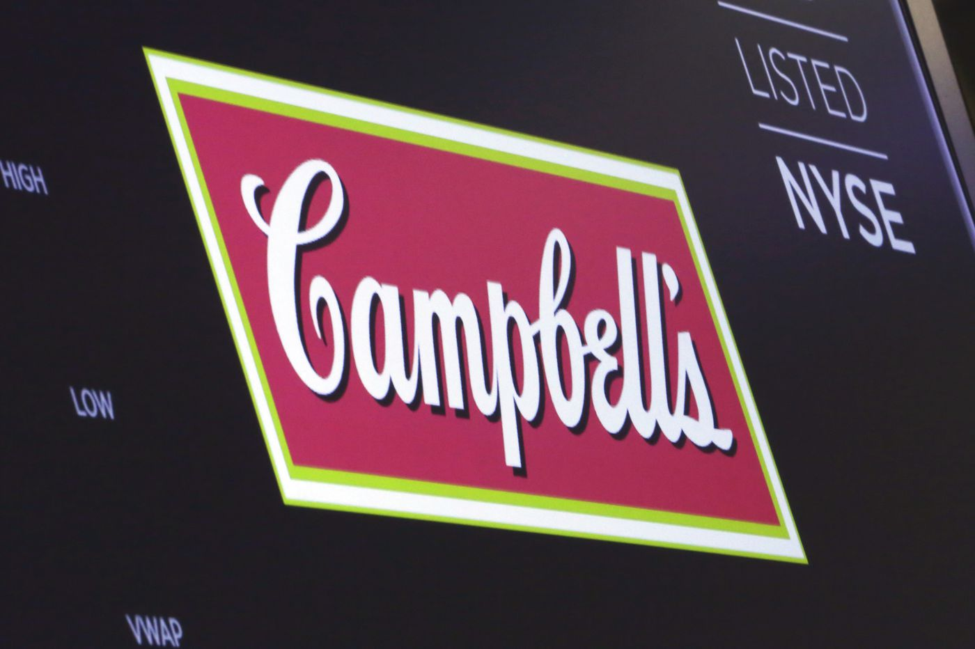 Shares spike, but Campbell Soup's earnings offer little to cheer about