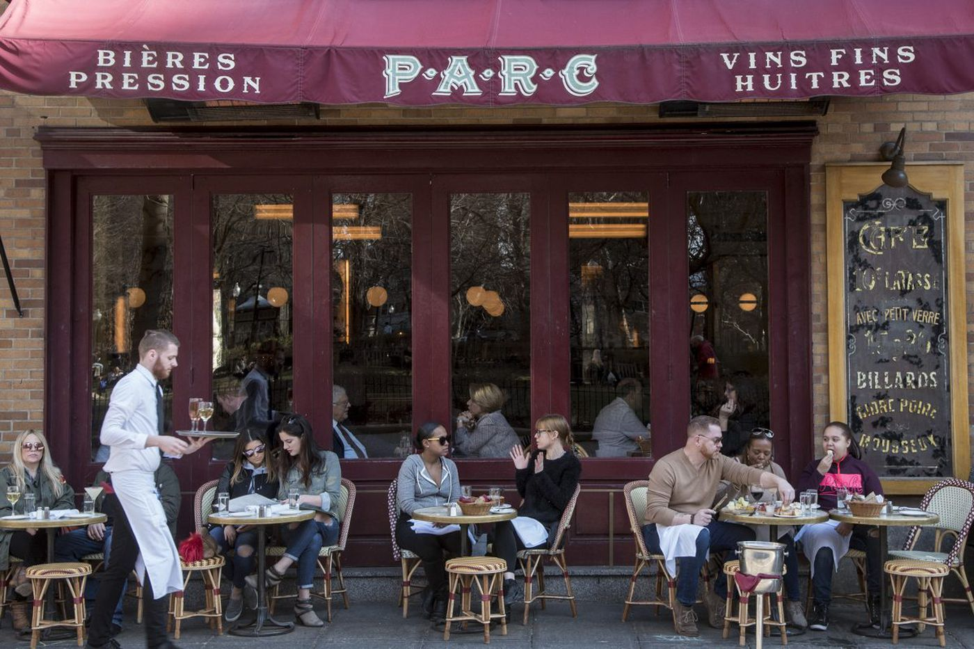 Waiter wars: Parc, Zahav restaurants tripped up by tips