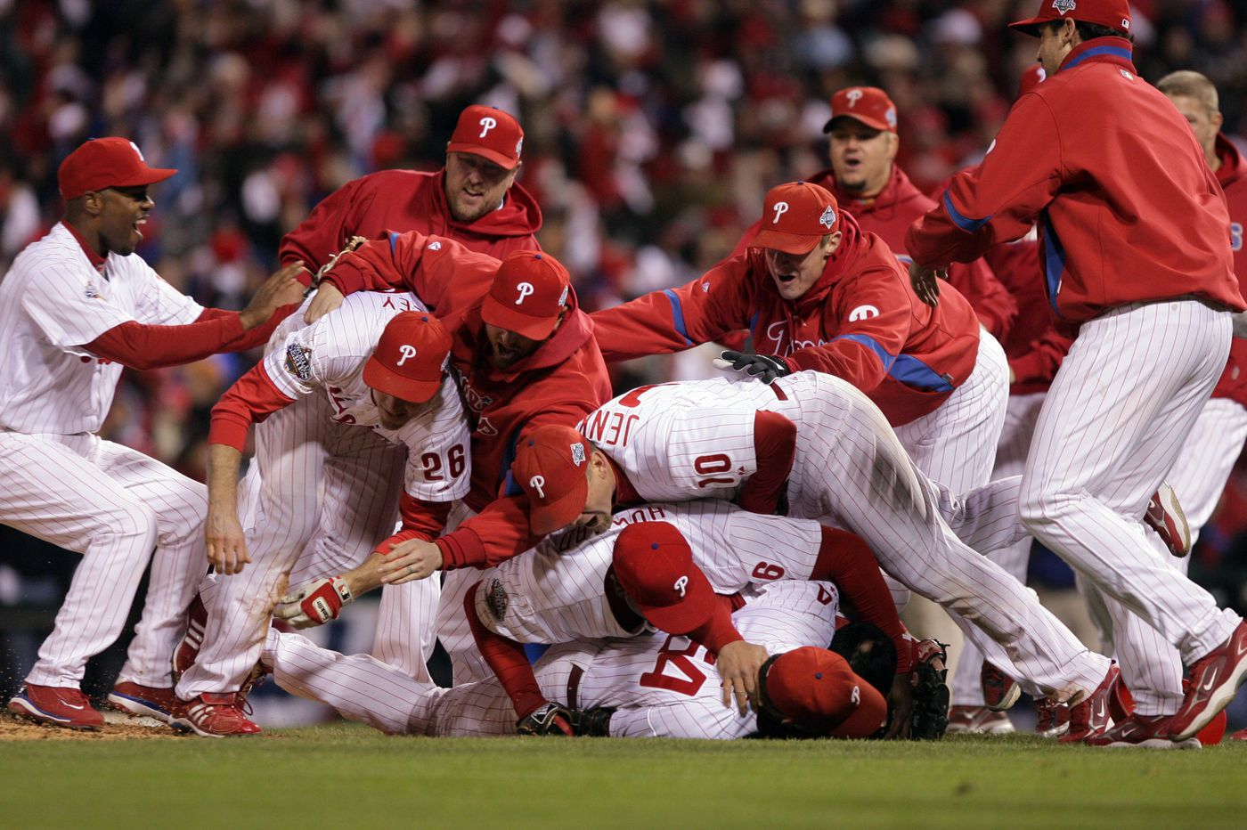 2ebe91bfb93 Where were you when the Phillies won the World Series 10 years ago today   We asked