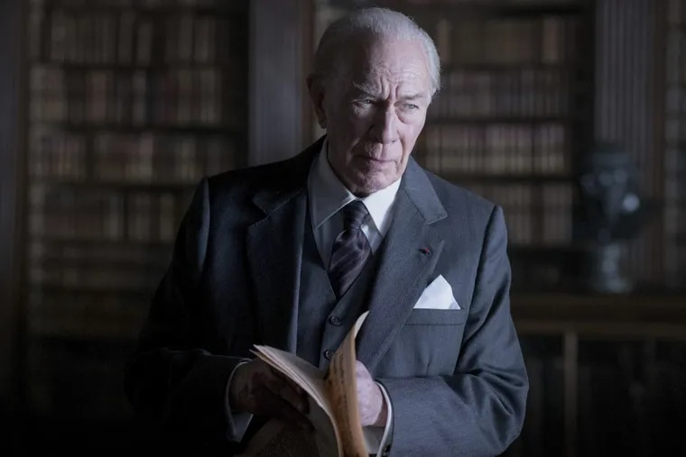 Christopher Plummer in 'All the Money in the World.'