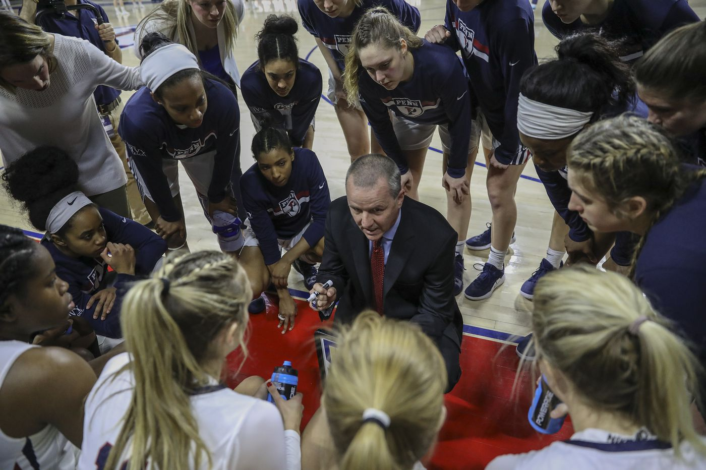 Penn women set for Ivy Tournament showdown with Harvard after two overtime games this season