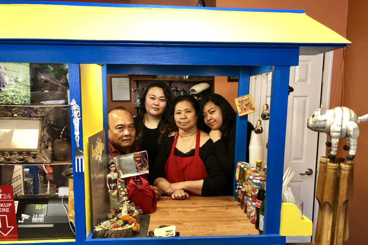How a tiny South Philly Indonesian restaurant got national recognition