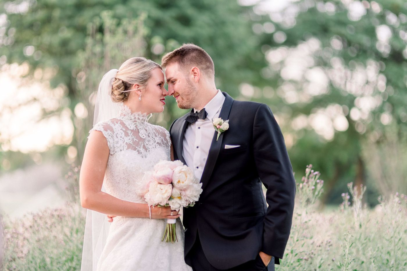 Philadelphia weddings: Erin Pealer and Andrew Wagner
