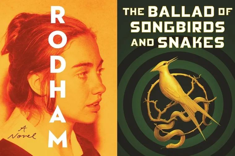 Speculative fiction on Hillary without Bill, and a Hunger Games prequel are two of the season's big books.