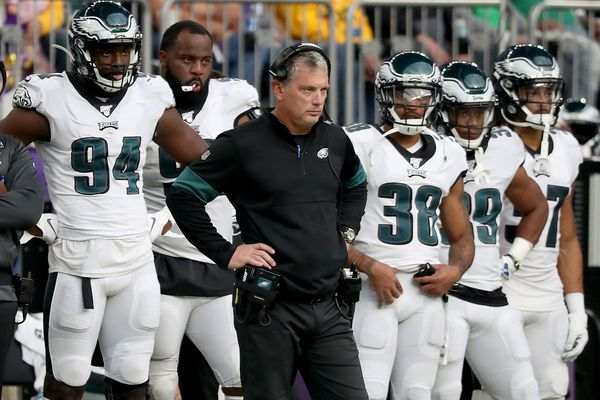 Eagles-Vikings Up-Down Drill: Jim Schwartz's defense once again can't cover in Minnesota