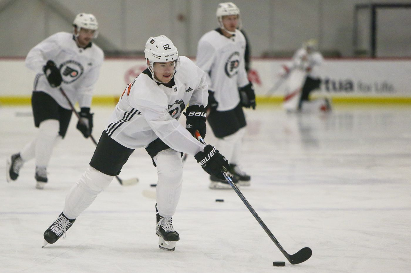 Flyers prospect Jay O'Brien trying to bounce back, wherever he plays