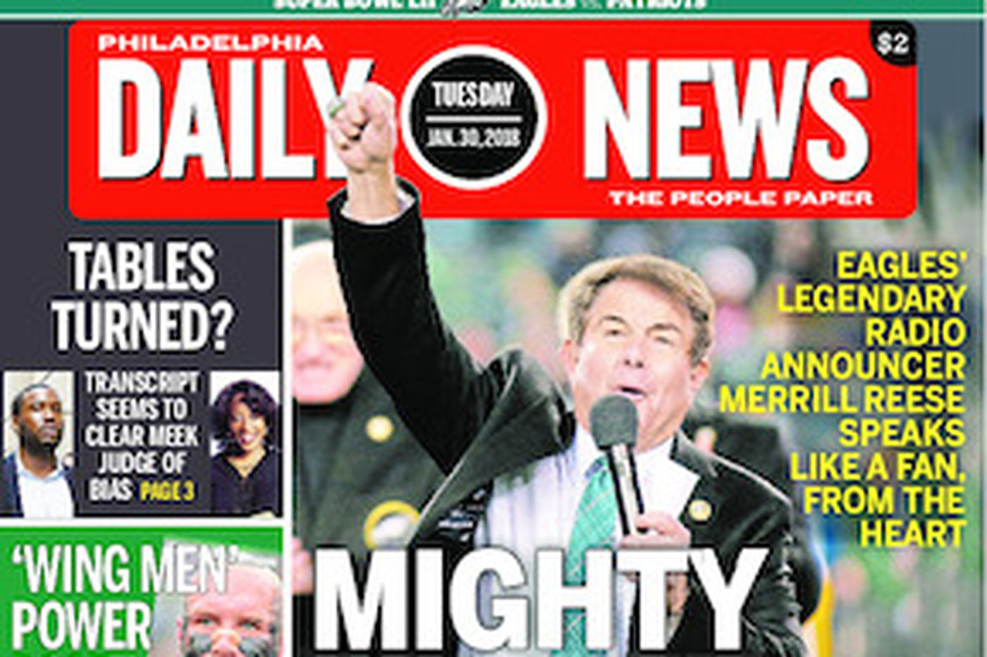 Dailynews Monthly Covers 01/30/18