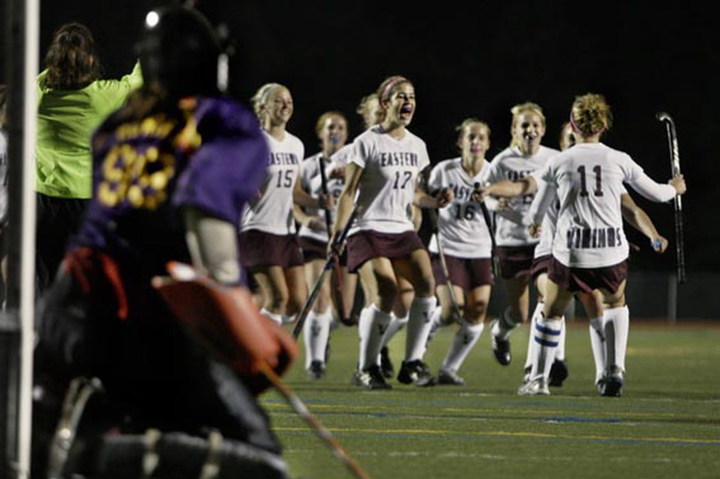Wednesday's South Jersey roundup: Eastern advances to Tournament of Champions field hockey final, playing Oak Knoll for third straight year