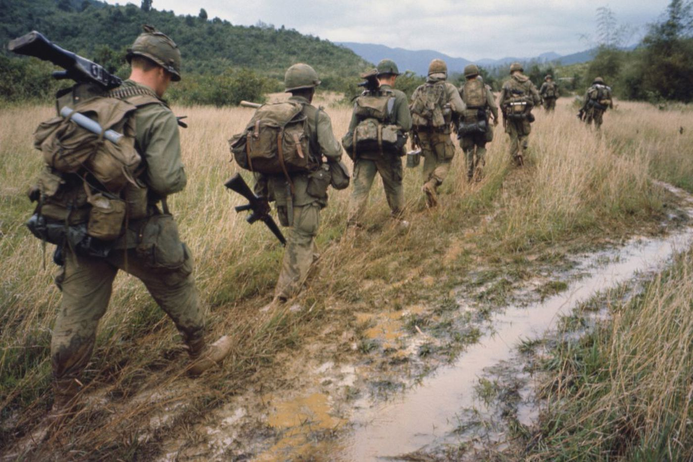 The U.S. learned some lessons from the Vietnam War. The wrong ones