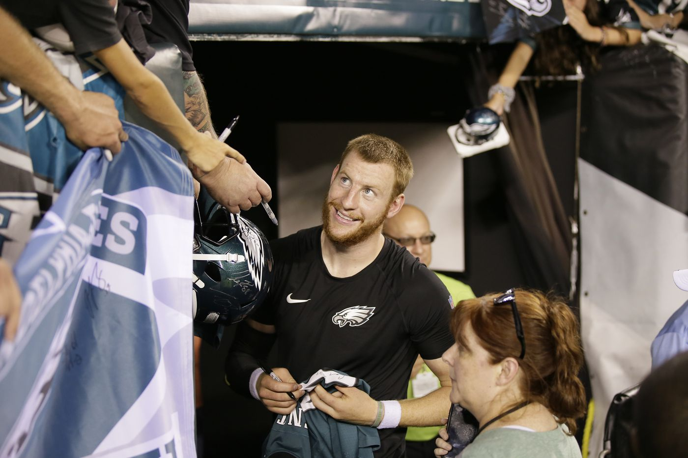 The Eagles' preseason arrives: for some players it's a milestone, for others, just a bother