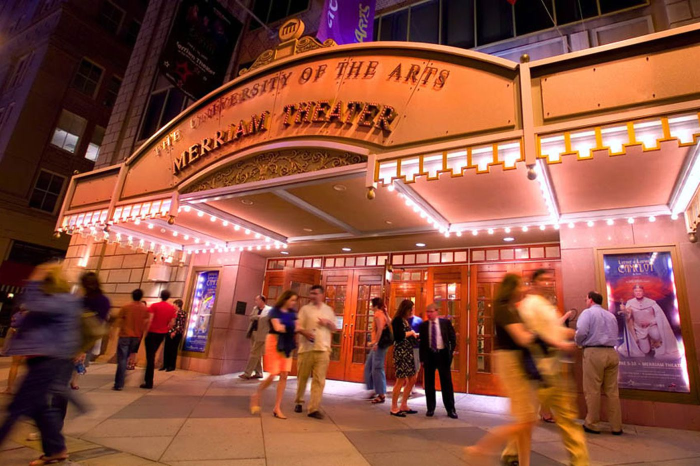 Kimmel purchasing Merriam Theater from University of the Arts, will likely spur more real estate deals