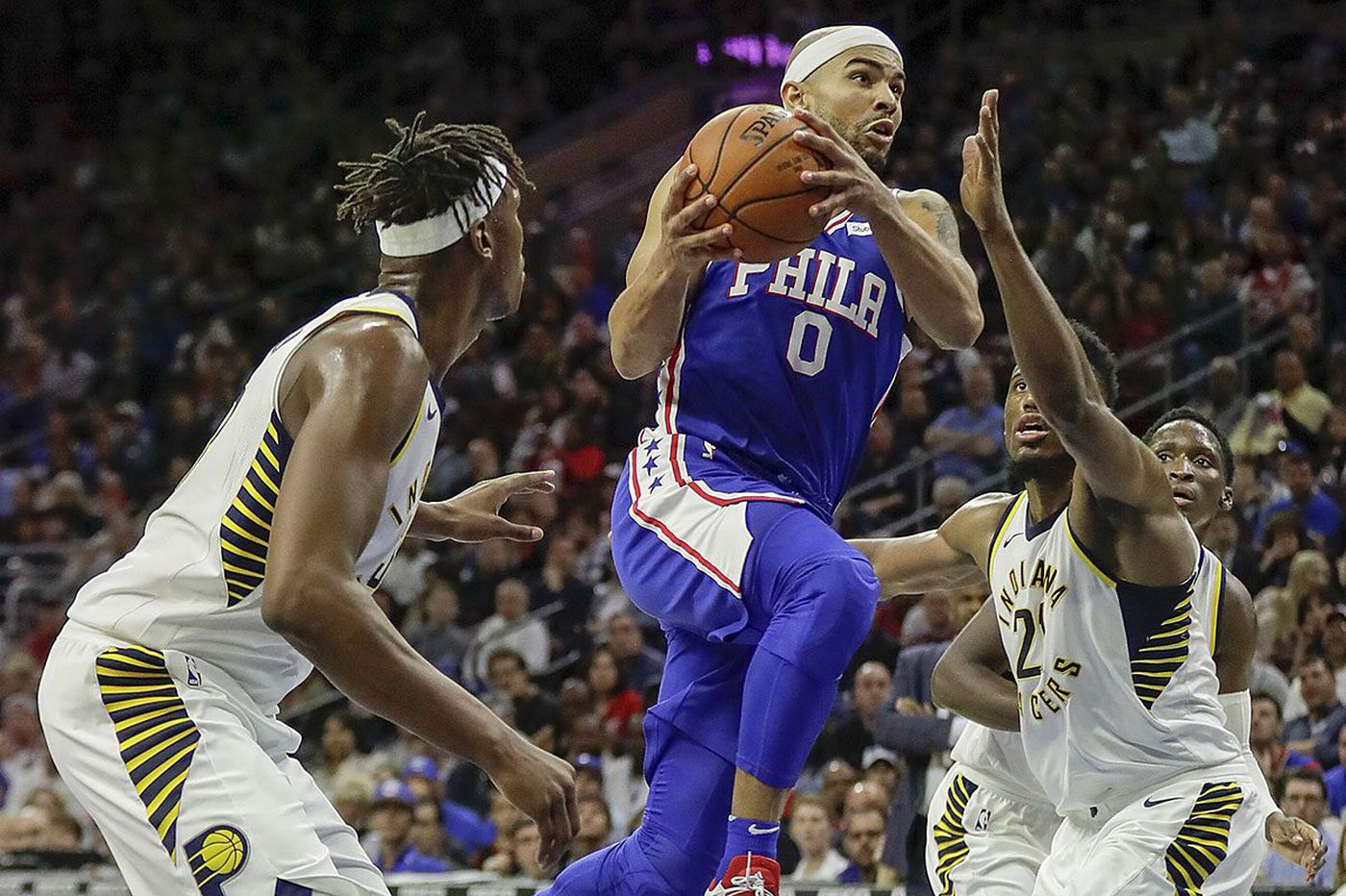 Sixers' Jerryd Bayless out indefinitely with left wrist injury