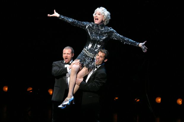 Broadway icon Carol Channing's long love affair with Philly, the town that gave her her start