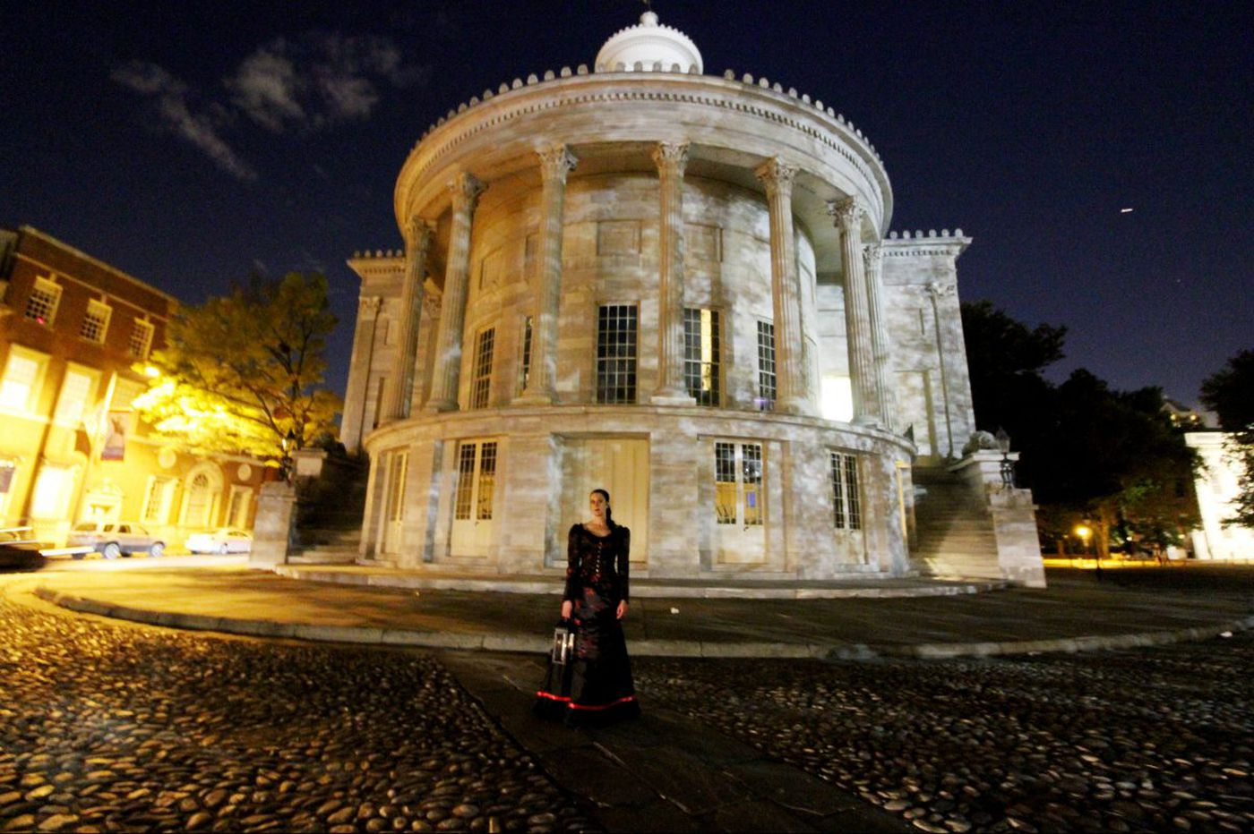 Where to see ghosts in Philly (if you believe in ghosts)