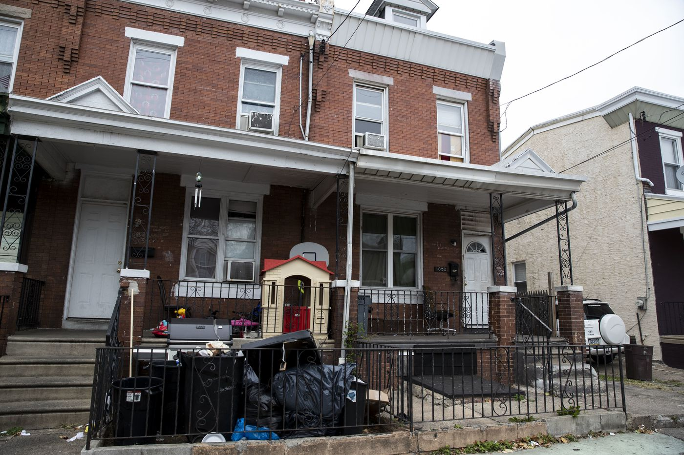 12-year-old boy fatally shot through the door of his Philly home
