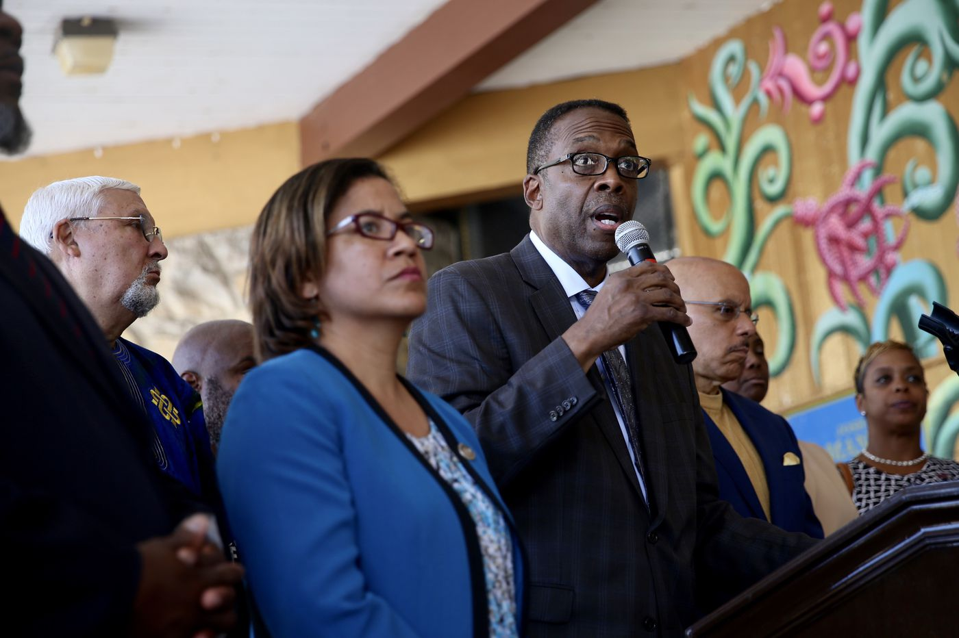 Philly Council President Darrell Clarke calls for law banning guns at rec centers. Can it pass the Pa. legislature?