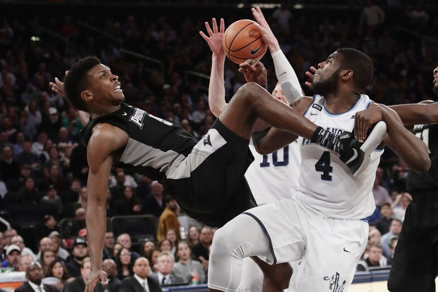 For Villanova's Eric Paschall, defense is the name of the game