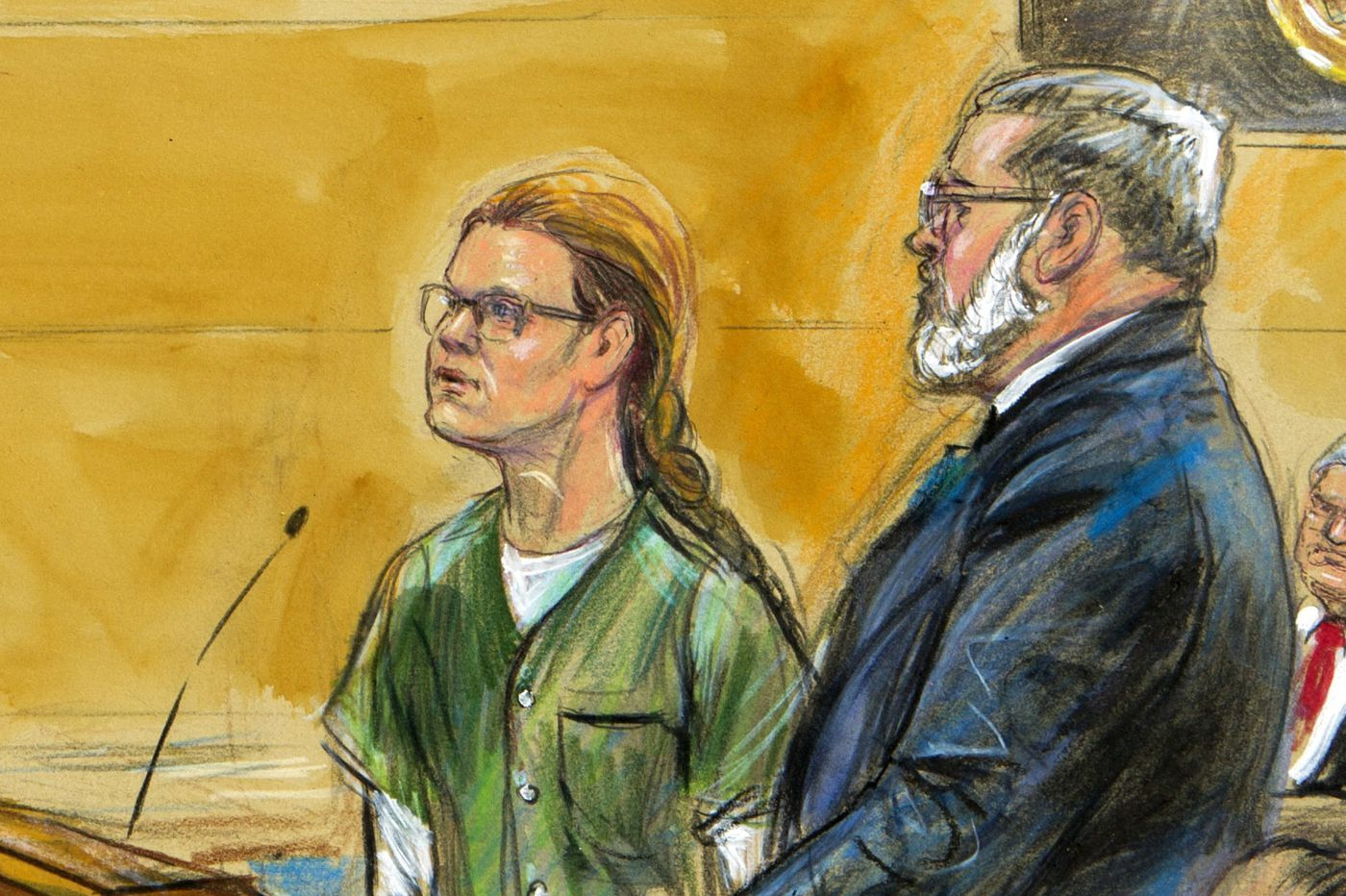 In filing intended to be under seal, prosecutors ask to transport Maria Butina
