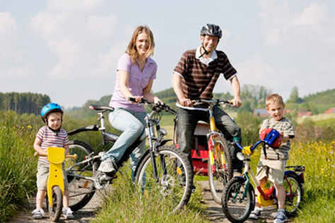 Kimberly Garrison: Boost your family's health by exercising together