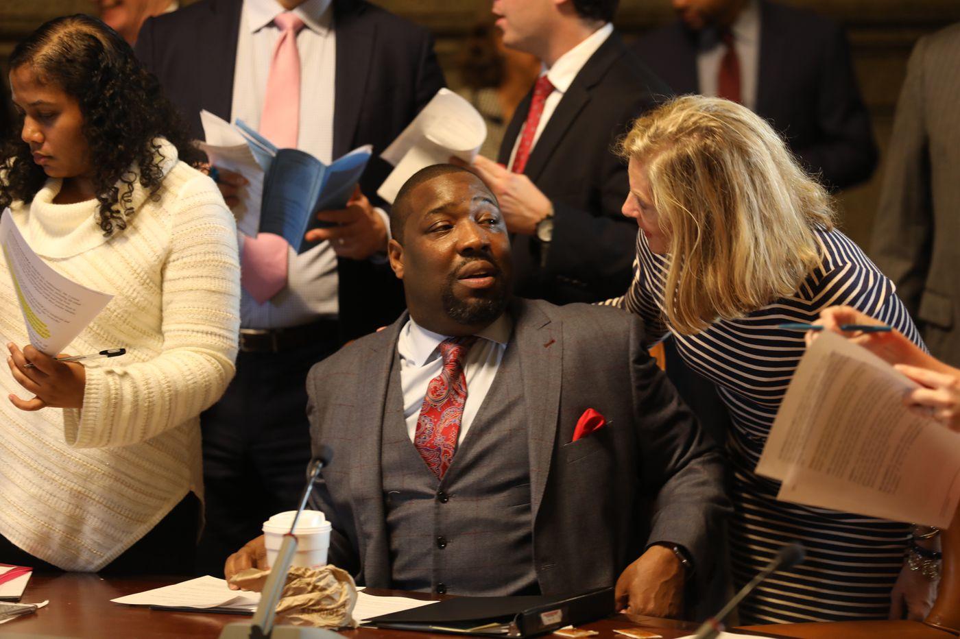 Philadelphia Councilman Kenyatta Johnson helped friend make $165,000 flipping city-owned lots
