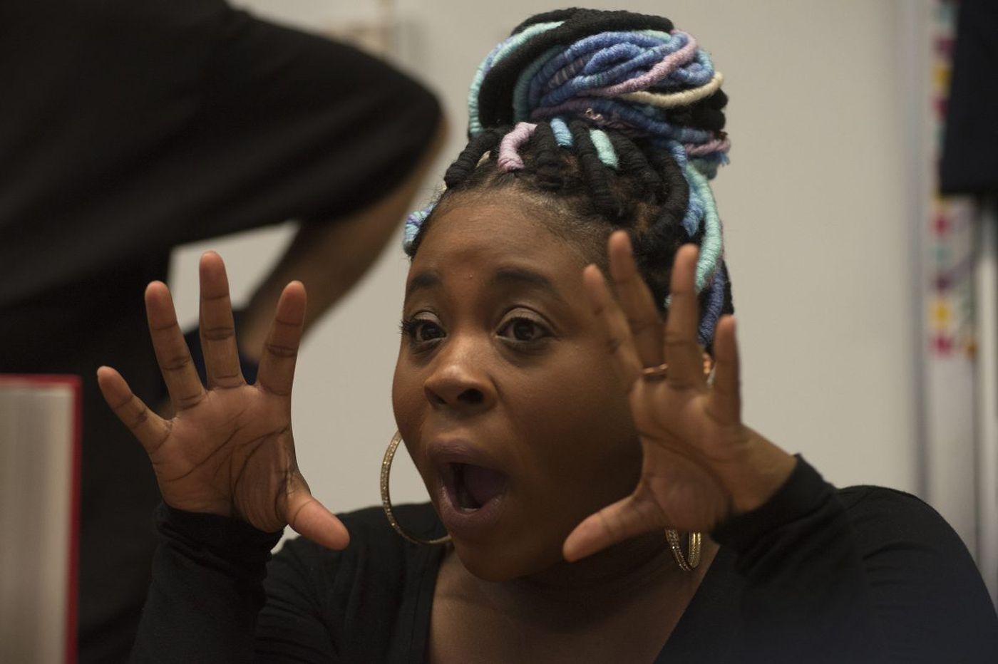A lesson in black liberation for Philly students