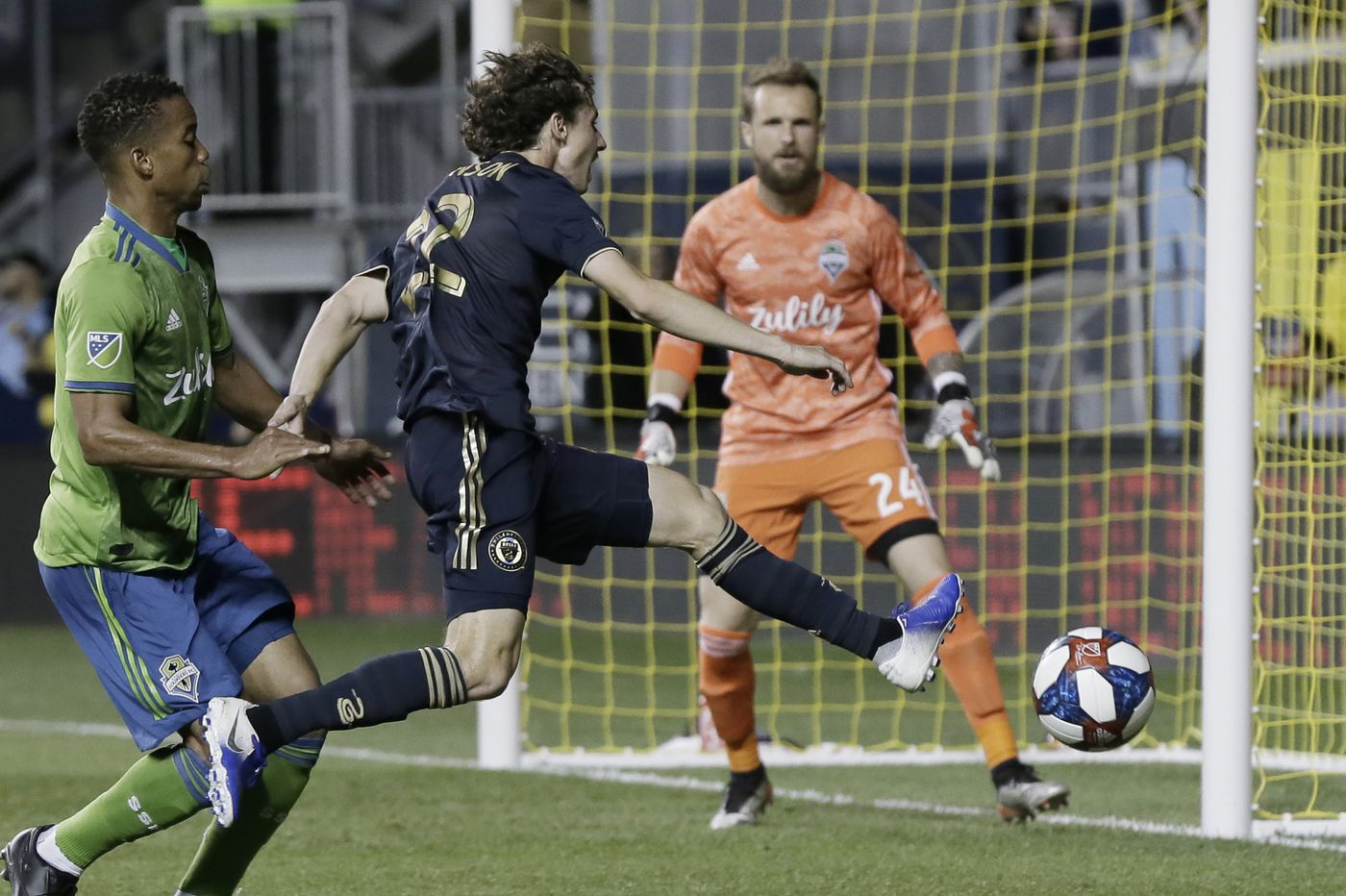 Union observations: Brenden Aaronson's big game also shows what he needs to improve