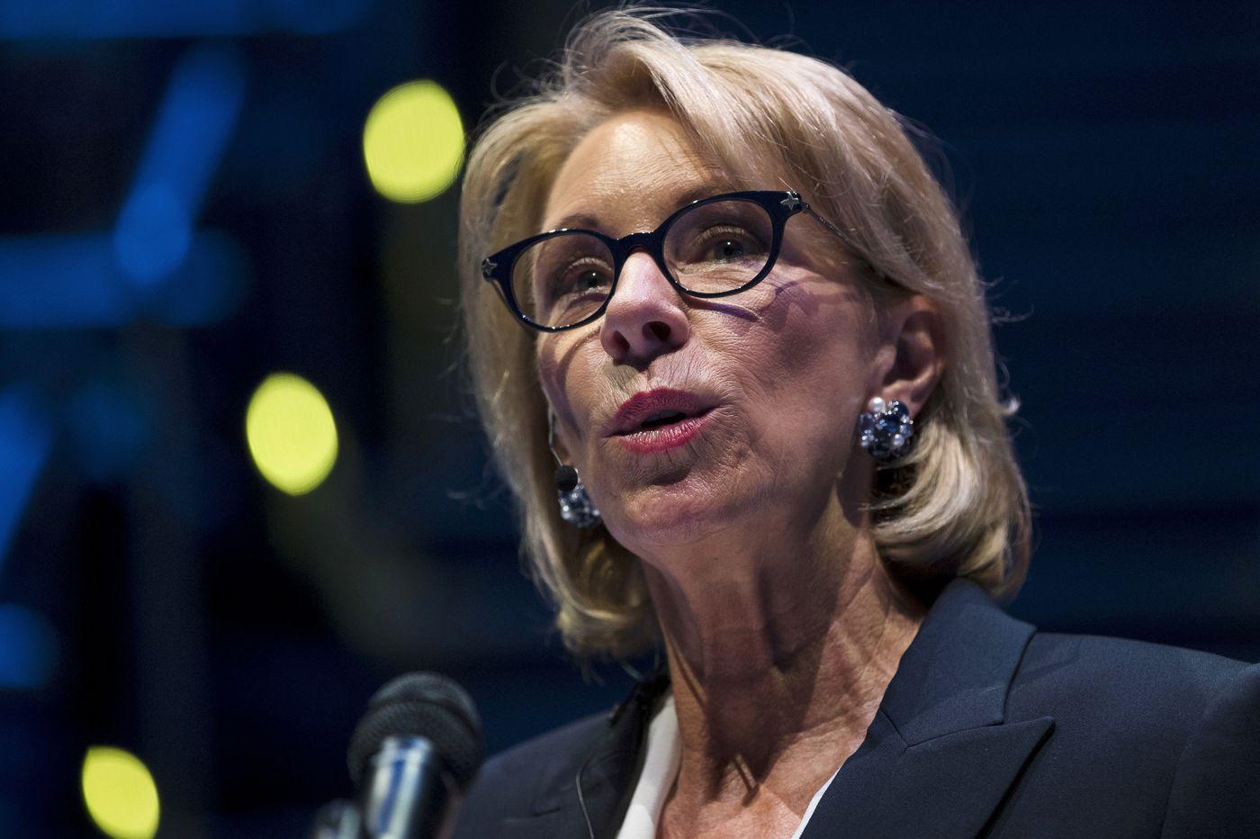 Trump's safety panel seeks to revoke school discipline rules