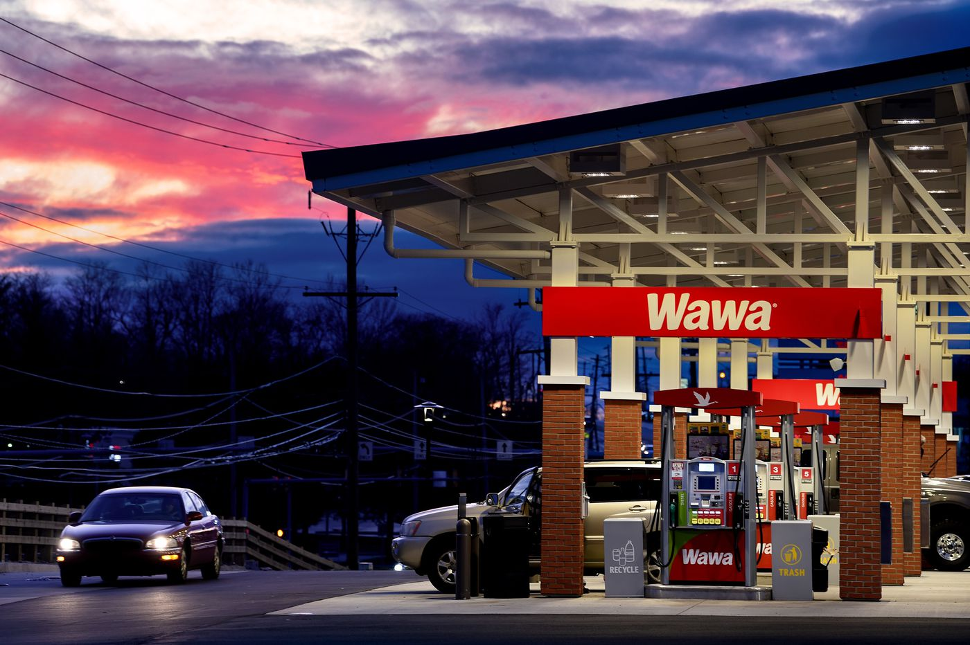 Gas prices in Philly region keep creeping upward as coronavirus restrictions ease
