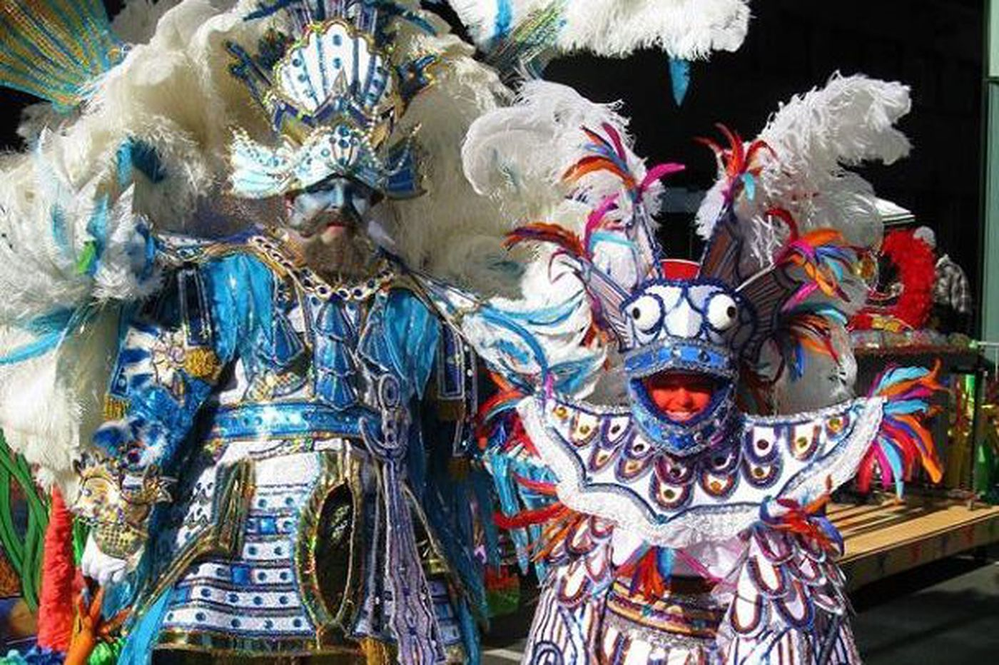After death of his father, 11-year-old takes over Mummers string band