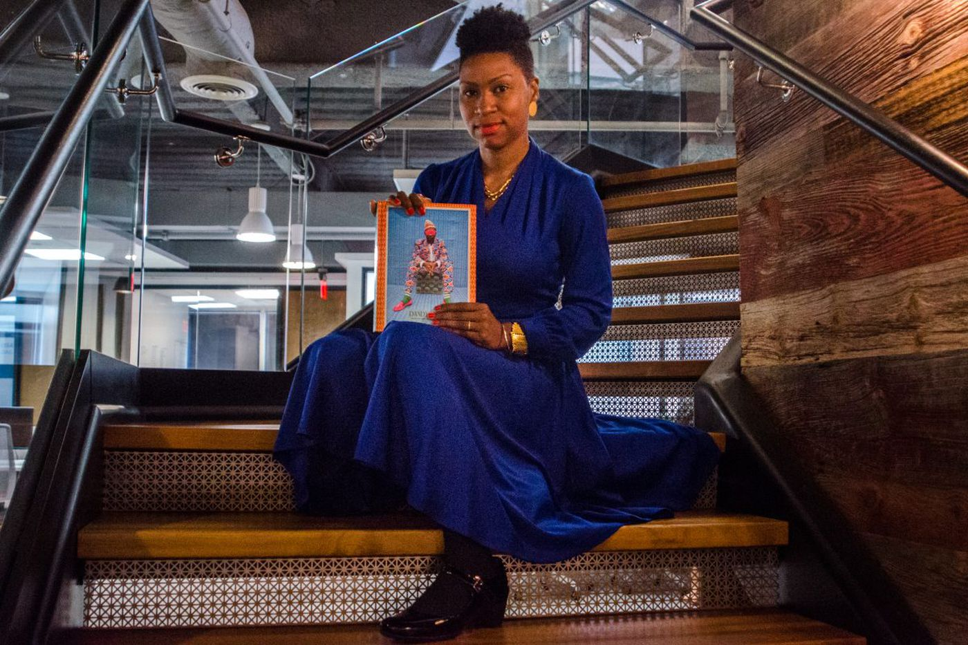 Germantown woman tells the story of today's black dandy