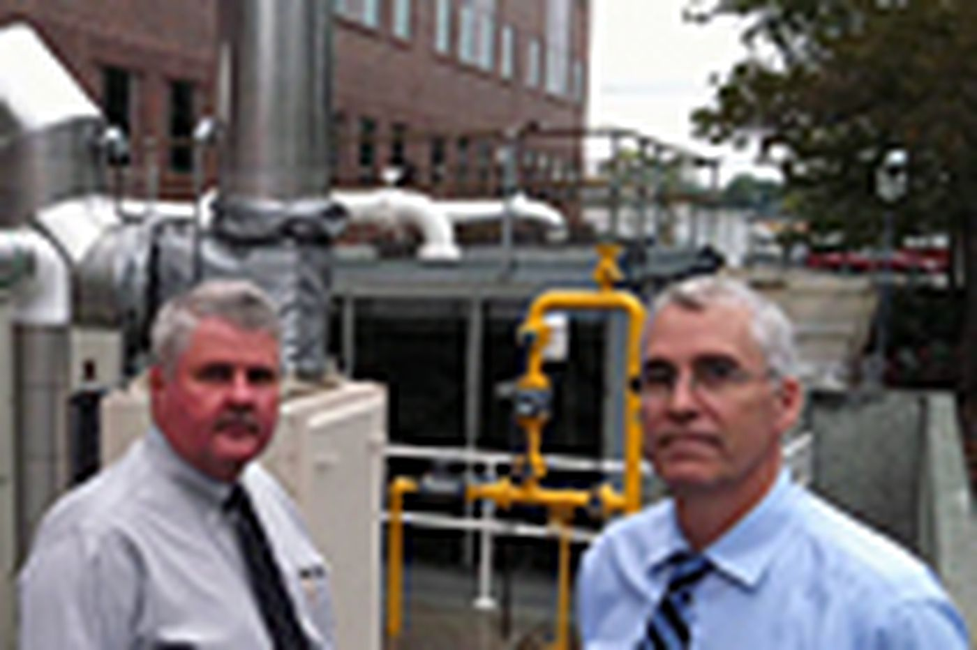 Microturbines can save on energy, PGW says