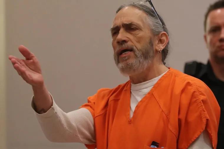 "Ferdinand ""Freddy"" Augello, 62, sentenced to life in prison for involvement in Kauffman murder  Dec. 5, 2018"