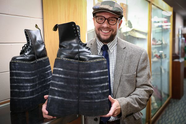 Shoegazing at the Shoe Museum: The best finds at one of Philly's most obscure attractions