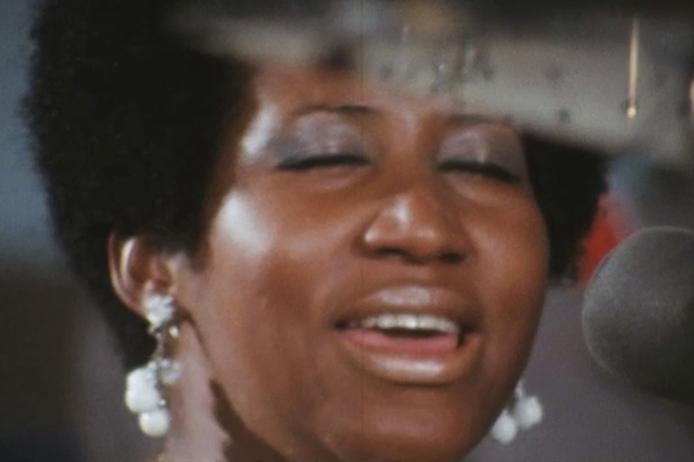 It really is 'Amazing': Aretha Franklin's 1970s gospel movie has finally been released